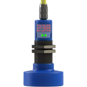 MLUS-6M Ultrasonic level sensor. Range 6 m